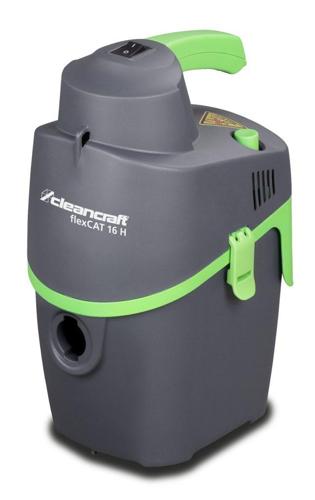 flexCAT 16 H odkurzacz specjalny przenośny