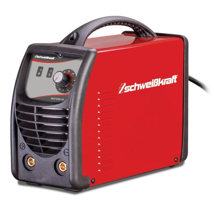 EASY-STICK 141 – Inwertorowa spawarka elektrodowa 230 V