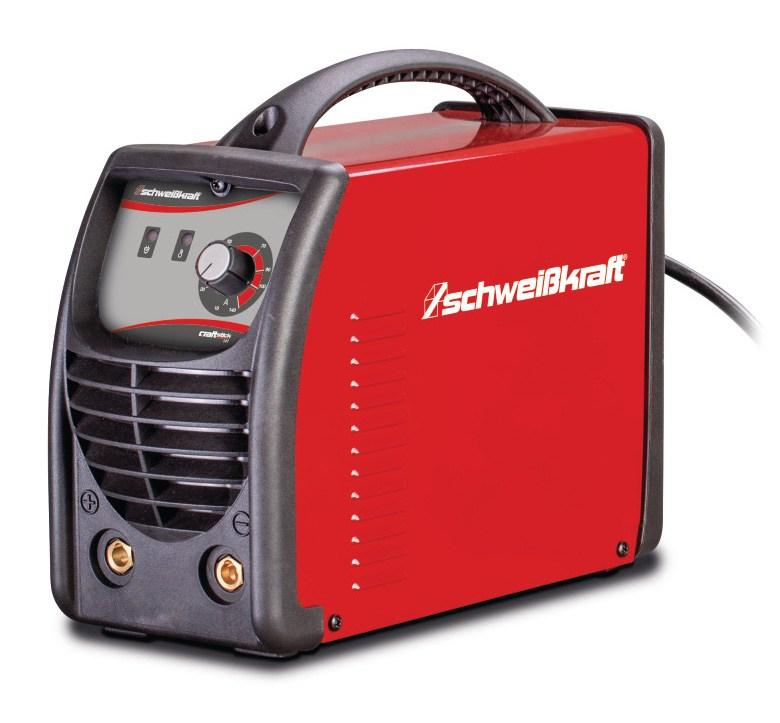 CRAFT-STICK 141 – Wytrzymała spawarka elektrodowa 230 V