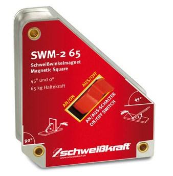SWM-2 65 – magnetyczny kątownik spawalniczy