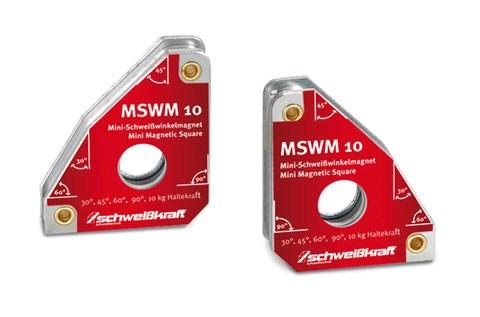 MSWM – magnetyczny kątownik spawalniczy