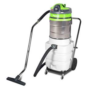 flexCAT 390 EOT – Odkurzacz specjalny z sitem oleju do odsysania płynów chłodząco-smarujących.