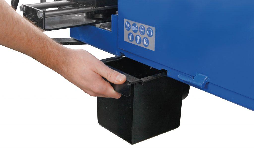 KRBS 101 – Kombinowana szlifierka taśmowa do rur