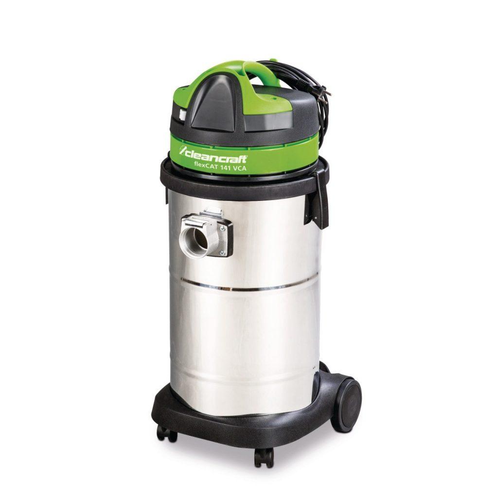 flexCAT 141 VCA – Specjalny odkurzacz ułatwiający usuwanie popiołu z kominka, pieca i grilla.