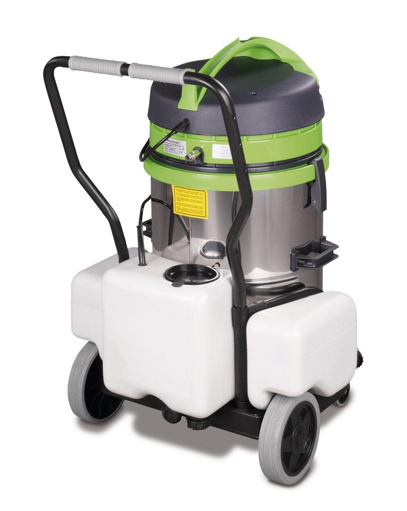 flexCAT 262-2 IEPD odkurzacz specjalny do czyszczenia dywanów, tapicerki i samochodu.