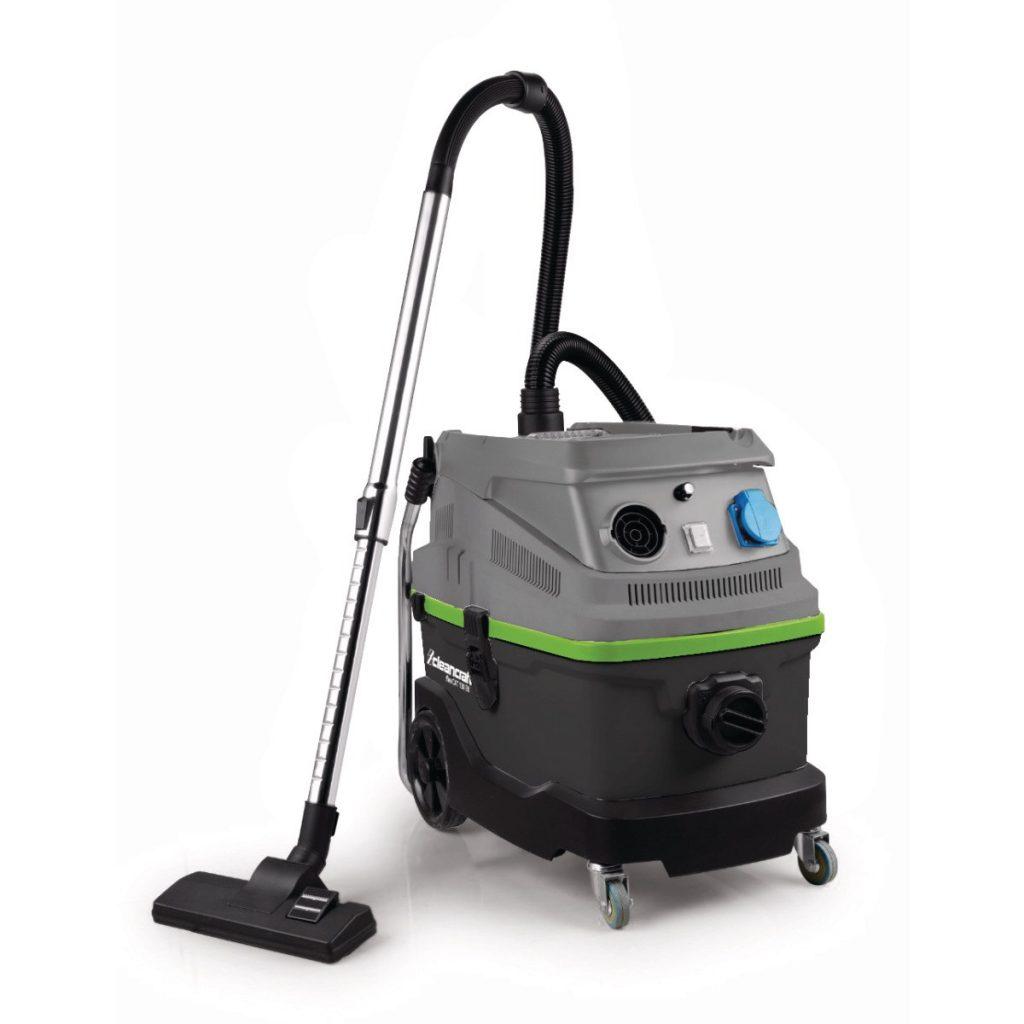 flexCAT 130 ER – wydajny, kompaktowy odkurzacz specjalny z filtrem wody do odkurzania na sucho i mokro