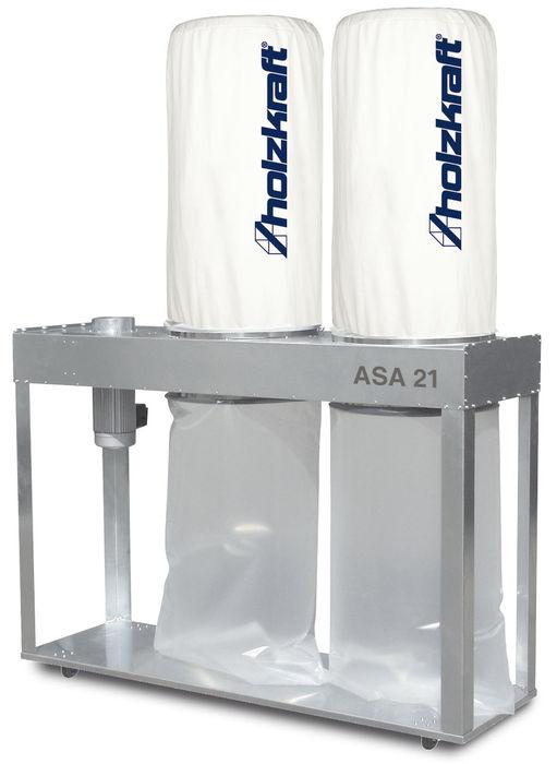 Urządzenia odciągowe seria ASA 11-61