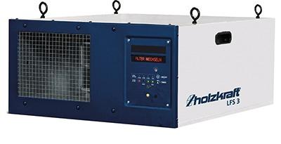 LFS – Inteligentny system filtrowania powietrza