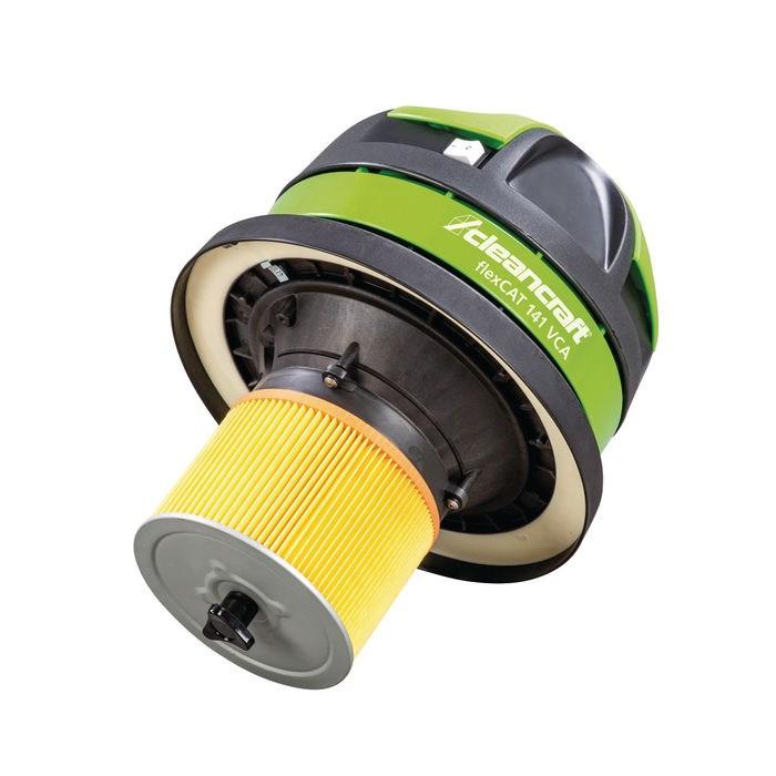 flexCAT 262 VCA – Specjalny odkurzacz ułatwiający usuwanie popiołu z kominka, pieca i grilla.